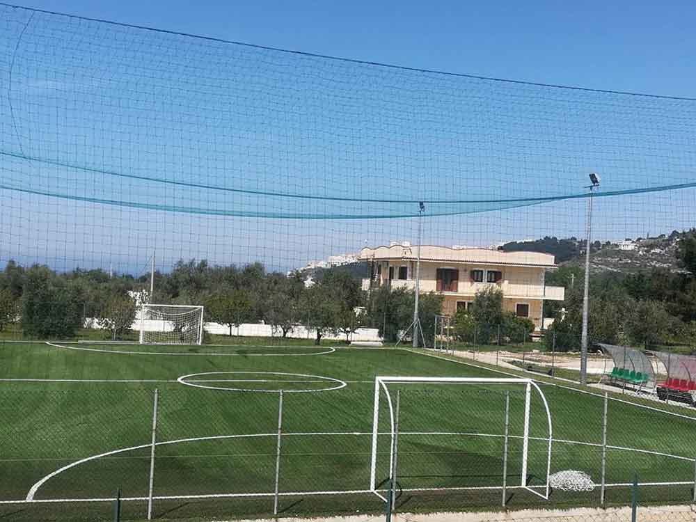 Il Centro sportivo Marlene situato vicino allo stadio comunale è gestito dalla società sportiva dispone di un campo da Calcetto a 7 un campo da Basket un campo Polivalente Tennis e Pallavolo tutti con tribune, spogliatoi ed uno snak bar