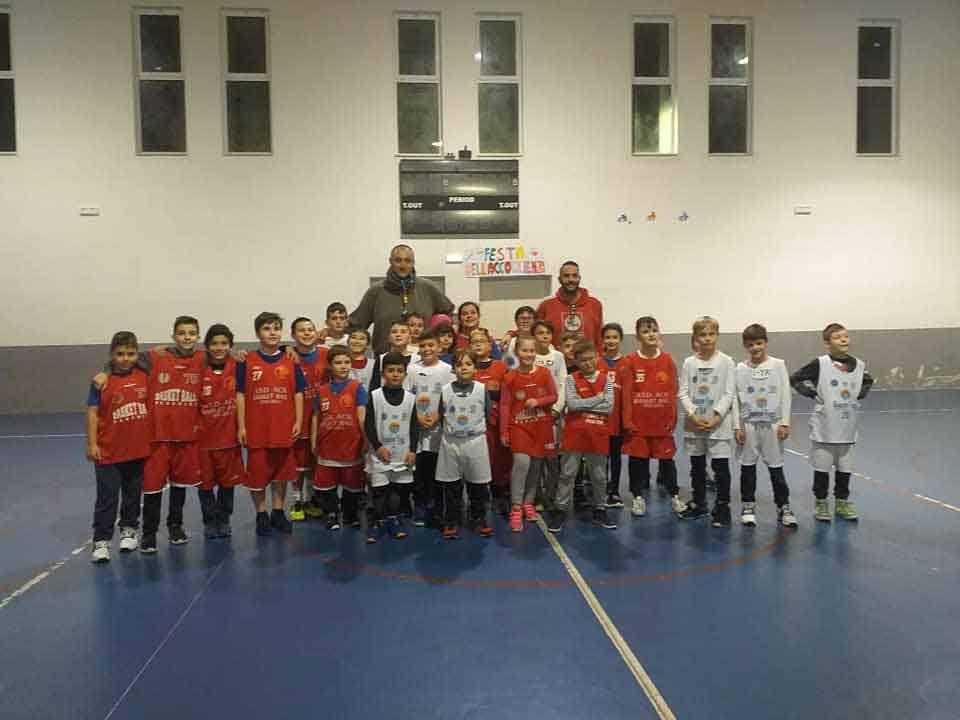 Basketbal Peschici