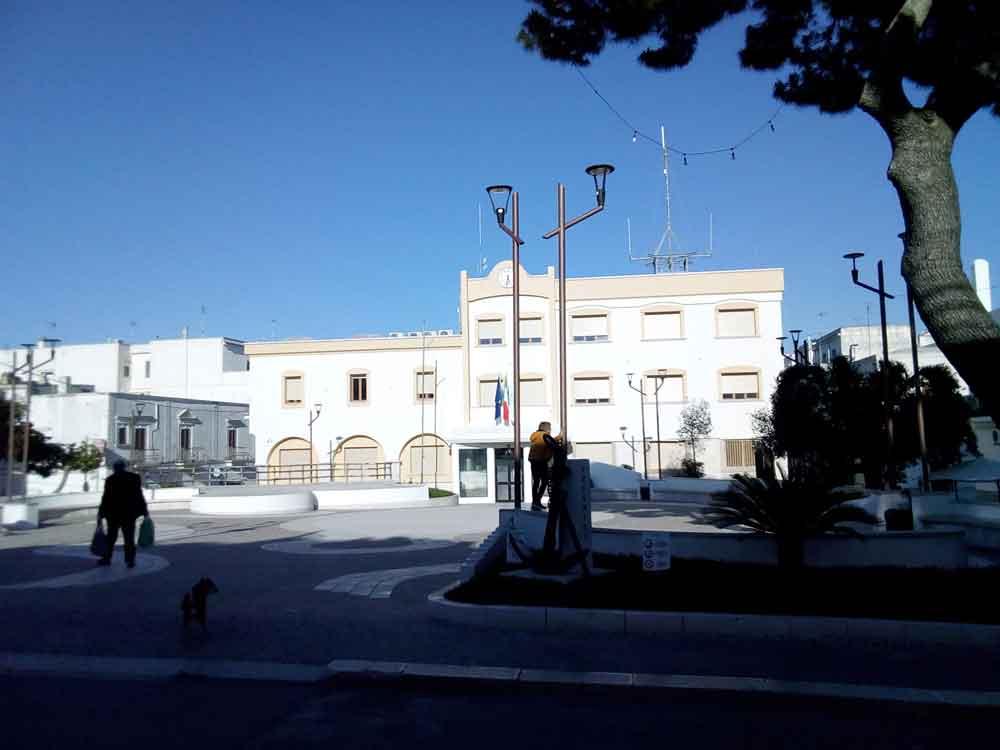 Piazza Pertini