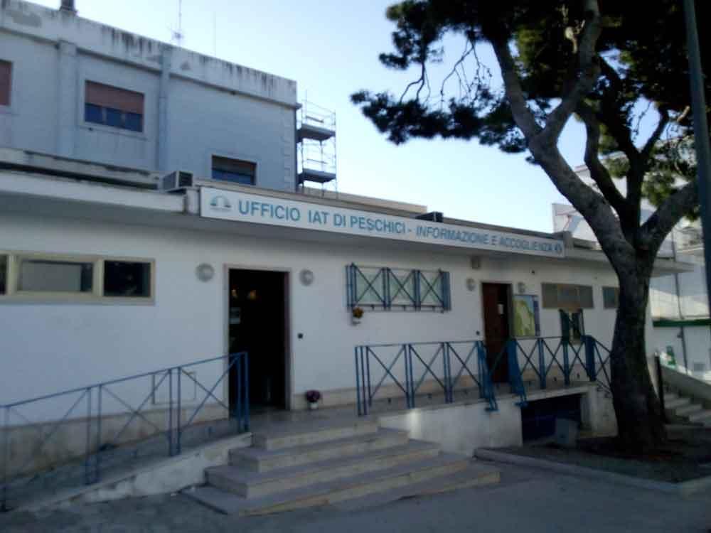 L'ufficio Turistico Info point di Peschici si trova in Via Magenta  aperto anche di sera, disponibile informazioni sulla zona, mappe per bike, spiagge e feste.