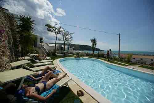 Piscina Hotel Elisa