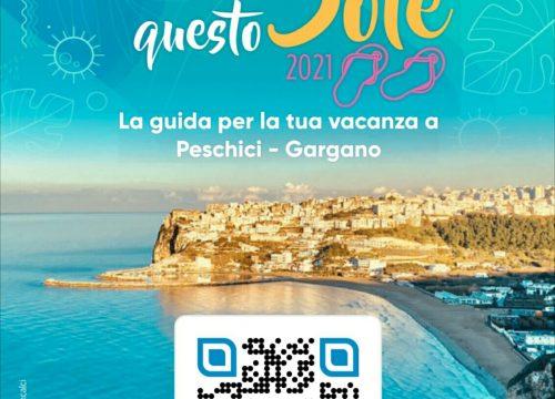 """Peschici """"Guida"""" il Turista """"Sotto Questo Sole"""" 2021!"""